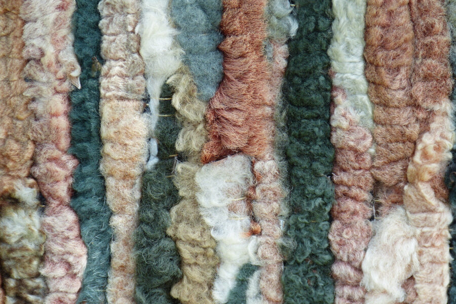 wool materials surfaces