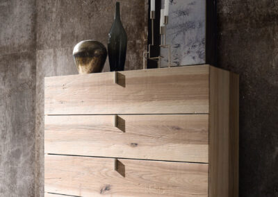 Drawer chest Cubo