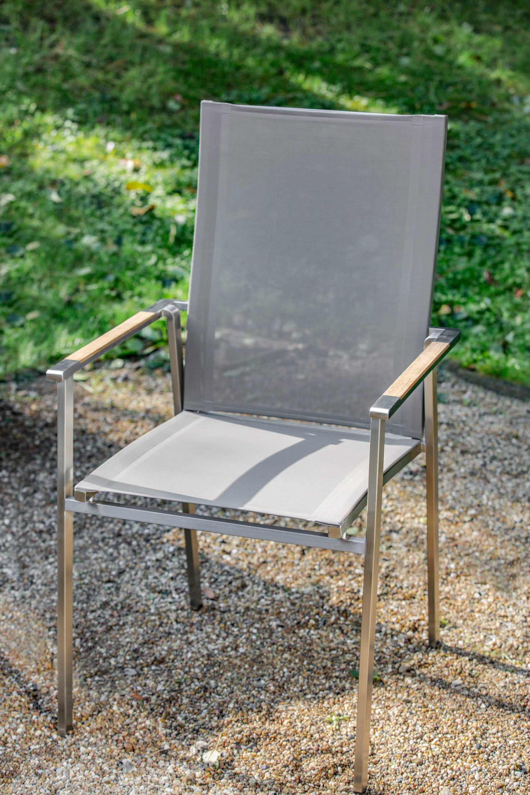 Outdoor chair Scalea